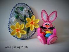 2016 - My own original designs - Facebook.com / Zen Quilling