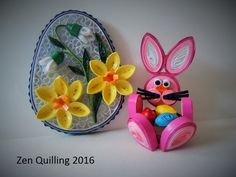 2016 - My own original designs - Facebook.com / Zen Quilling