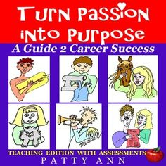 This Teacher's Edition is a completely self guided curricula. This book offers assessments to help define skills and interest for targeting a job fit for your students. Also included is a unique self assessment on the type of work environment that fits a person best. Your students can learn procedures for criminal background checks, and how they can affect career goals. Let your students get a head start > there are lot's of tips for success included.