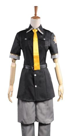 Onecos Kamigami No Asobi: Ludere Deorum Totsuka Tsukito Cosplay Costume *** More info could be found at the image url.