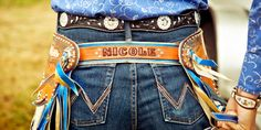 Picture a blur of rhinestones, leather, sequins, and hair spray, and you're only partly there. The world of rodeo queens has fierce girls competing in a slice of Americana many of us never see.