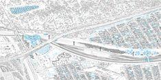 Galeria - LOHA propõe intervenções para reativar o sistema hídrico de Los Angeles - 1