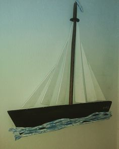 #Hammy_art #sailing #boat #elpis #welcome_in