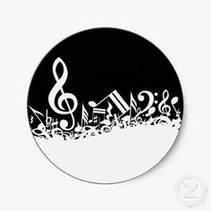 Música: Etiquetas para Candy Bar para Imprimir Gratis.