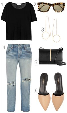 2 Ways To Wear Ripped Jeans For Summer