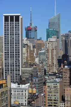 View of Midtown from 230 Fifth Avenue