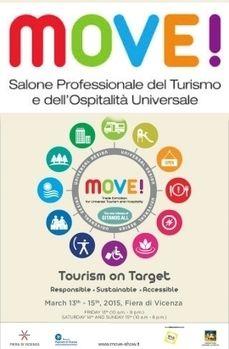 #MOVE!: A #Vicenza il meglio del #turismo responsabile, sostenibile e #accessibile - #Bizzeffe