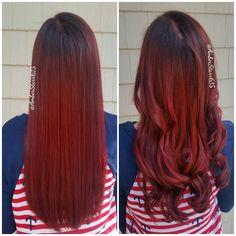 Luscious Reds #RedHair #RedBalayage #RedColorMelt #RedHairDontCare #RedLove #RedHead #LittleMermaid #MermaidHair #MDW #LongHair #CurlyHair #HairNation #NoFilter #HairbyAmberStarr #NJ #NJHair #NJHairStylist #NJBestHair #BestofNJHair #NjSalon #TheBestofNjBeauty #btconeshot_color16 #btconeshot_hairpaint16 #btconeshot_rainbow16 #btconeshot_ombre16 by amberstarr615