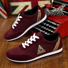 Mens canvas shoes Casual Breathable Shoes flat shoes