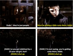 [SET OF GIFS] 1x15 The Benders. #Supernatural