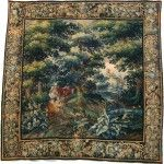 Famous tapestry: from history, of the world