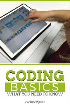 Want to try coding in the classroom but don't know where to start and feel like you don't have enough time anyway? Learn more about coding basics and how you can integrate coding into your already existing curriculum.