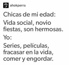 Pos si es la verda :v Spanish Memes, Spanish Quotes, Crush Memes, Caption Quotes, Twitter Quotes, Romantic Love, Mood Quotes, Wallpaper Quotes, Funny Images