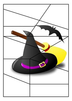 * Heksen hoed... Halloween Math, Halloween Activities, Halloween 2019, Halloween Crafts, Halloween Decorations, Preschool Printables, Preschool Activities, Craft Party, Holidays And Events