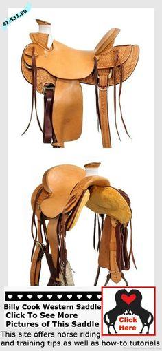 #billycookwesternsaddle - Ranch