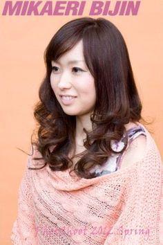 みかえりびじん Hair Styles, Hair Style, Hairdos, Hairstyle, Coiffures, Updos, Haircuts, Haircut Styles, Hair Cuts