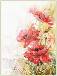 Poppy by kosharik69