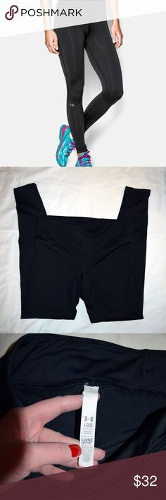 Under Armour UA ColdGear Leggings pants black L New without tags - no flaws! From a clean, smoke-free home. Size Large, machine wash. Under Armour Pants Leggings
