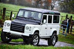 Land Rover Defender 110 - By Himalaya4x4