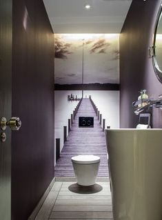 50 Awesome Powder Room Ideas and Designs — RenoGuide - Australian Renovation Ideas and Inspiration