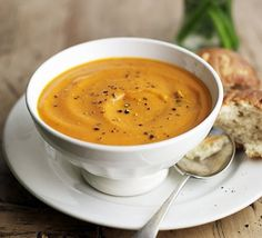 Carrot & Tomato Soup Recipe on Yummly