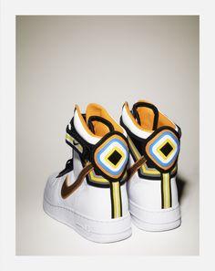 40f2887a1a8 Eerste beelden Riccardo Tisci voor Nike