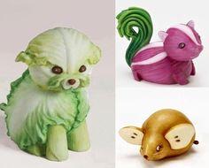 desenhos de verduras animadas - Pesquisa Google