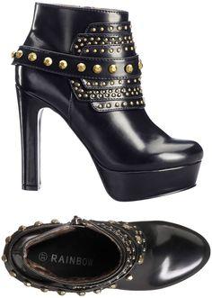 Les bottines noir - Chaussures & accessoires - bonprix.fr