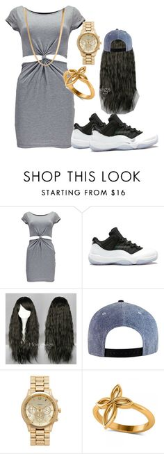 """"""""""" by swaggishboo ❤ liked on Polyvore featuring Boohoo, Retrò, Forever New, Allurez and ASOS"""