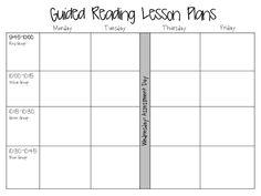 Teacher Laura: Guided Reading