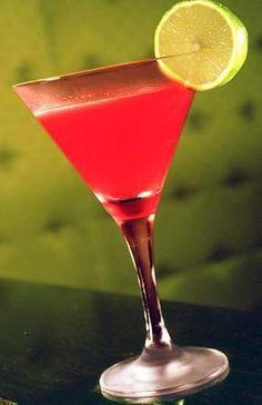 Happy Hour: Cosmo-Not Martini