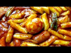 진짜 분식집보다 맛있는 떡볶이 만들기_ #인생 레시피 - YouTube Tteokbokki Recipe, Best Korean Food, K Food, Asian Recipes, Ethnic Recipes, Desert Recipes, Food Cravings, No Cook Meals, Chicken Wings