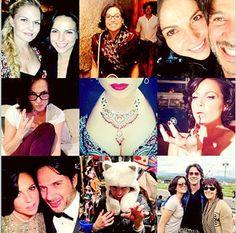Lana & twitter (2013).