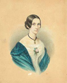 Ignaz Rungaldier. 1799 - Graz - 1876. Schüler der Wiener Akademie. War ab 1836 in Graz tätig. Paa