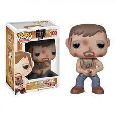 Figura Funko Pop Injured Daryl The Walking Dead