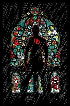 Kogaionon, Daredevil by Chris Thornley / Behance / Twitter /...