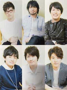 Matsuno's brothers voice actors