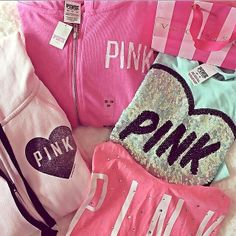 Victoria's secret PINK clothes