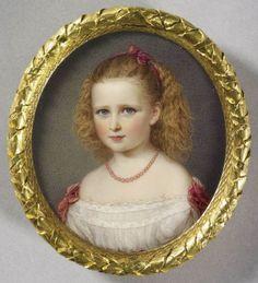 Grand Duchess Elizabeth Feodorovna by Reginald Easton, 1868