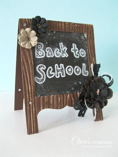 Petaloo and Core'dinations - Back to School