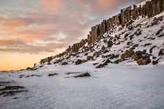 Basalt wall by Kaspars Dzenis on 500px