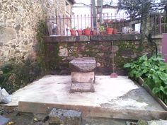 Chão em pedra moure 1