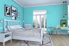 Bedroom | Madrid | June 2015 #bedroom #render #rendering #decor #decoraction #interior #interiordesign