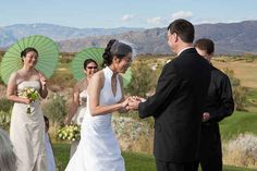 Get a friend or family member to perform the ceremony.