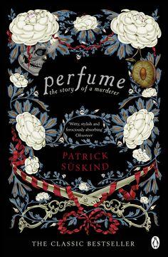 """Итоговый вариант обложки книги Патрика Зюскинда """"Парфюмер"""" для Penguin"""