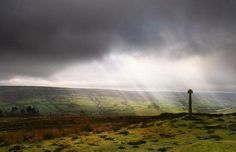 Moors of England | Light, North Yorkshire Moors, England by Jim Barter: North York Moors ...