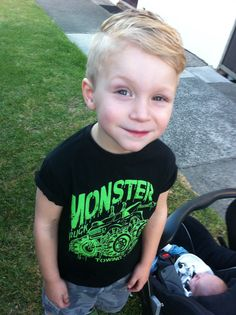 Boy's haircut | Hudson's style | baby swag | toddler style