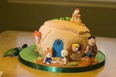 Image result for pebbles birthday theme