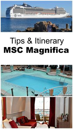 You've booked a cruise, but want to know a bit more about the MSC Magnifica cruise ship before you sail off on the high seas.