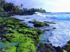Kona Coast, Big Island, Hawaii | kona coast big island hawaii papel de parede sobre kona coast big ...